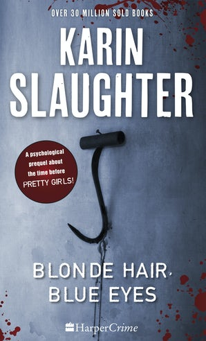 Blonde Hair, Blue Eyes book image