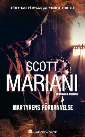 Martyrens förbannelse book image
