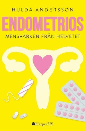 Endometrios – Mensvärken från helvetet book image