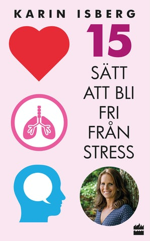15 sätt att bli fri från stress book image