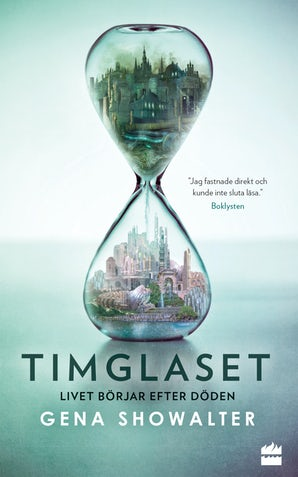 Timglaset book image