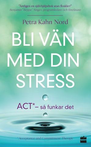 Bli vän med din stress book image