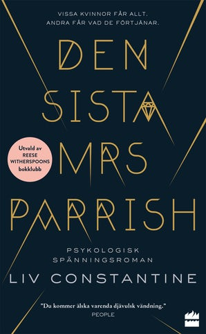 Den sista mrs Parrish book image