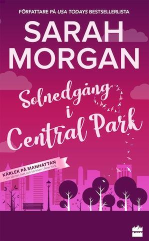 Solnedgång i Central Park book image