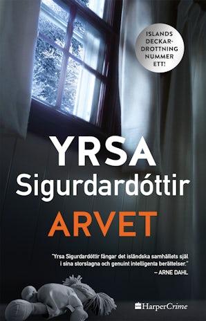 Arvet book image