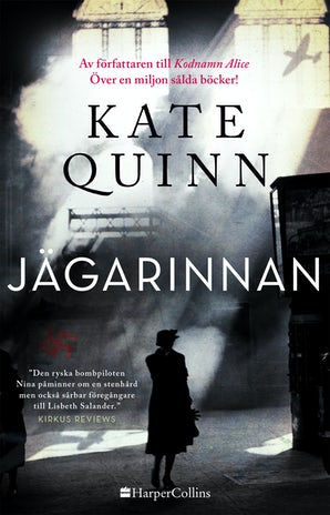 Jägarinnan book image