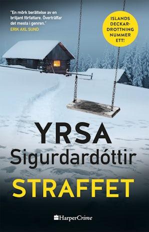 Straffet book image